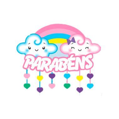Centro-de-Mesa-Parabens-Chuva-de-Amor---e-v-a----unidade