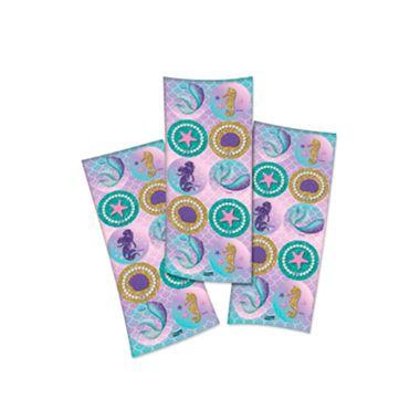 Adesivo-Redondo---Sereia---3-cartelas-com-10-unidades