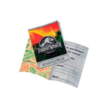 Convite---Jurassic-World-2---08-unidades