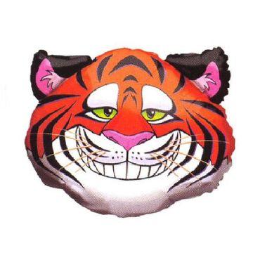 Balao-Tigre-de-Circo-14----Circus-Tiger---Mini-Shape---metalizado---unidade