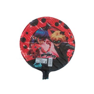 Balao-Ladybug-Miraculous-9----metalizado---unidade