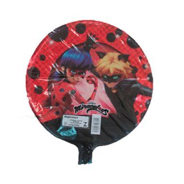 Balao-Ladybug-Miraculous-20----metalizado---unidade