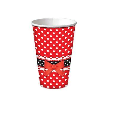 Copo-Papel-Ladybug---330-ml---08-unidades