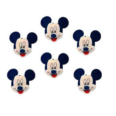 Aplique-Mickey---Mini---face---e-v-a----embalagem-06-unidades