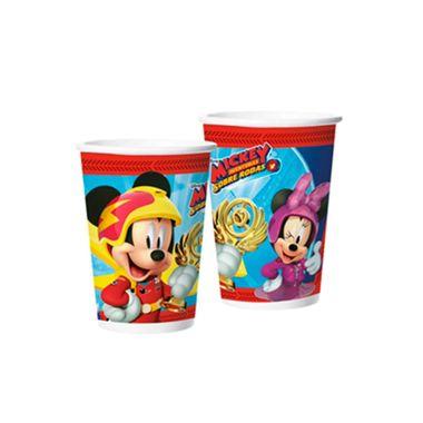 Copo-de-Papel----Mickey-Aventura---180-ml---08-unidades