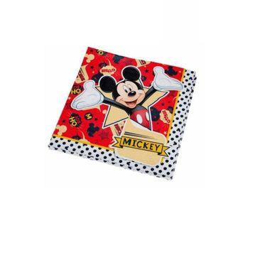 Guardanapo-Mickey-Classico---25-x-25-cm---16-unidades