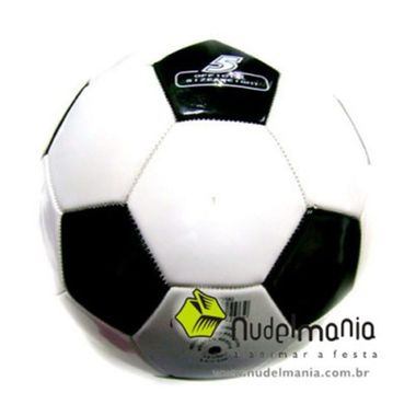 Bola-Futebol---couro---importada---Branco-com-Preto---unidade