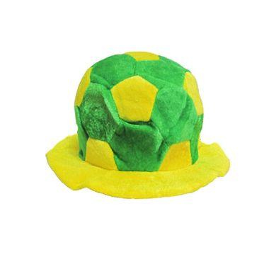 Chapeu-Bola-de-Futebol-Brasil---Tecido-Veludo---unidade