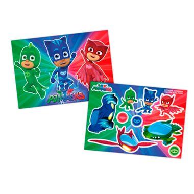 Kit-Decorativo---PJ-Masks---unidade