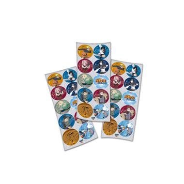 Adesivo-Decorativo-Redondo-Naruto---30-unidades