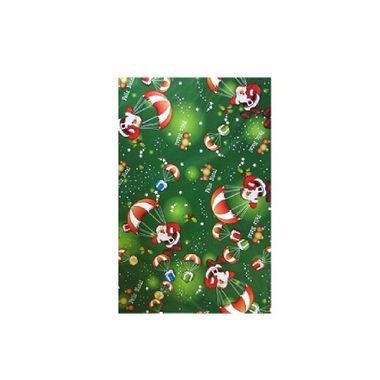 Embalagem-para-Presente---20-x-29-cm---Feliz-Natal---Papai-Noel---Perolado---unidade