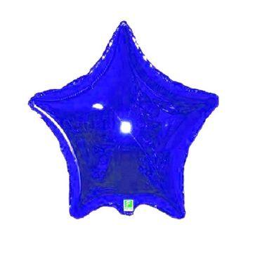 Balao-Estrela-4----metalizado---Azul---unidade