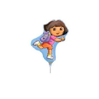 Balao-Dora-a-Aventureira-14----Mini-Shape---metalizado---unidade