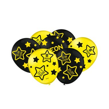 Balao-Neon---Amarelo---latex---9----25-unidades