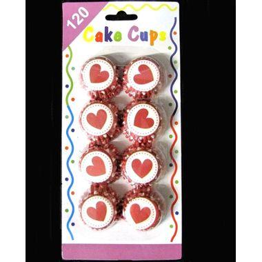 Forminha-para-Doces---Cake-Cups---estampas-sortidas---pacote-120-unidades-Coracao-e-Poa
