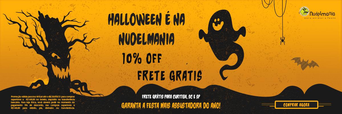 Campanha de Halloween