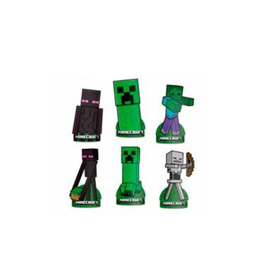 Decoracao-de-Mesa-Minecraft---06-unidades