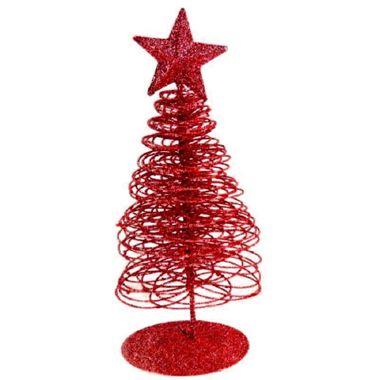 Arvore-Natalina---Mini-Arvore-Aramada---29-cm---cores-sortidas---unidade-Vermelho