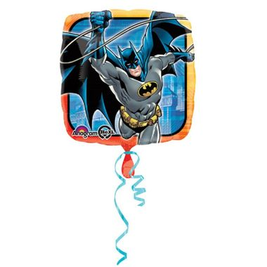 Balao-Batman-Standard-20----Metalizado---unidade