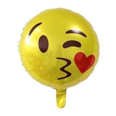 Balao-Emoji-Piscada-20----metalizado---unidade