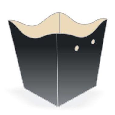 Cachepot-Liso---Pequeno---Cor-Preto---sem-micro---70-mm-x-70-mm-x-80-mm-pacote-10-unidades