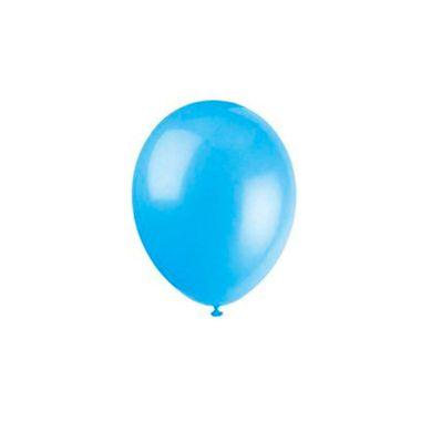 Balao-7-Buffet---latex---Azul-Claro---pacote-50-unidades