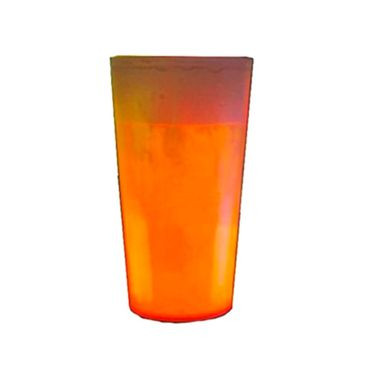 Copo-Long-Drink-Neon---355-ml---cores-sortidas---unidade-Laranja